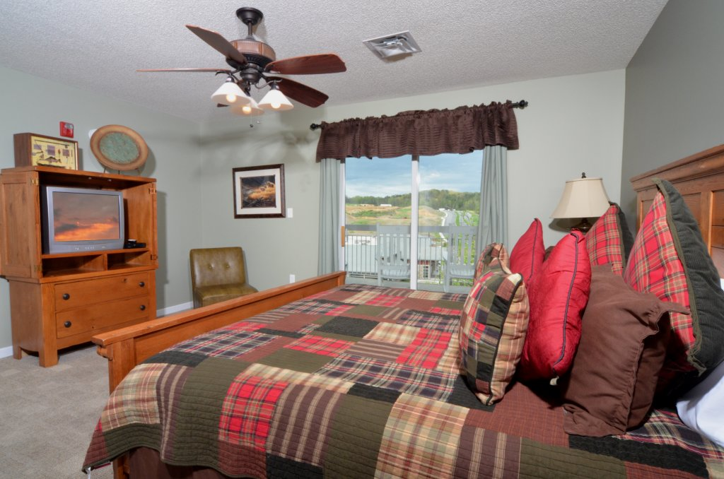 Photo of a Pigeon Forge Condo named Bear Crossing 502 - This is the twentieth photo in the set.