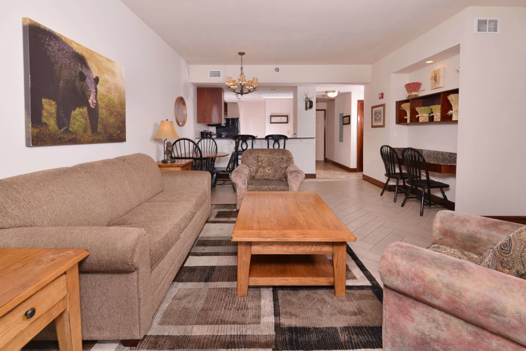 Photo of a Pigeon Forge Condo named 3002 Big Bear Resort - This is the sixteenth photo in the set.