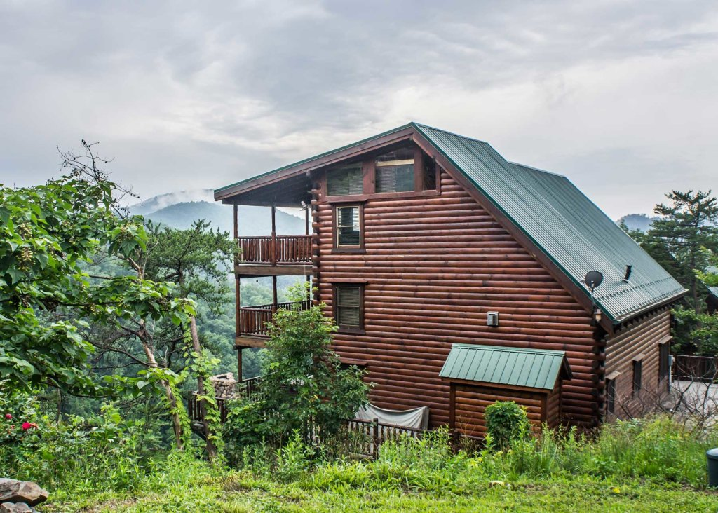 Photo of a Pigeon Forge Cabin named Angel's Perch #54 - This is the second photo in the set.