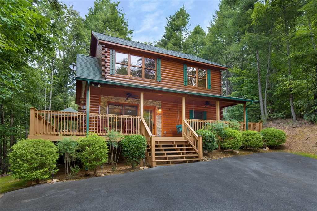 Photo of a Gatlinburg Cabin named A Great Escape - This is the nineteenth photo in the set.