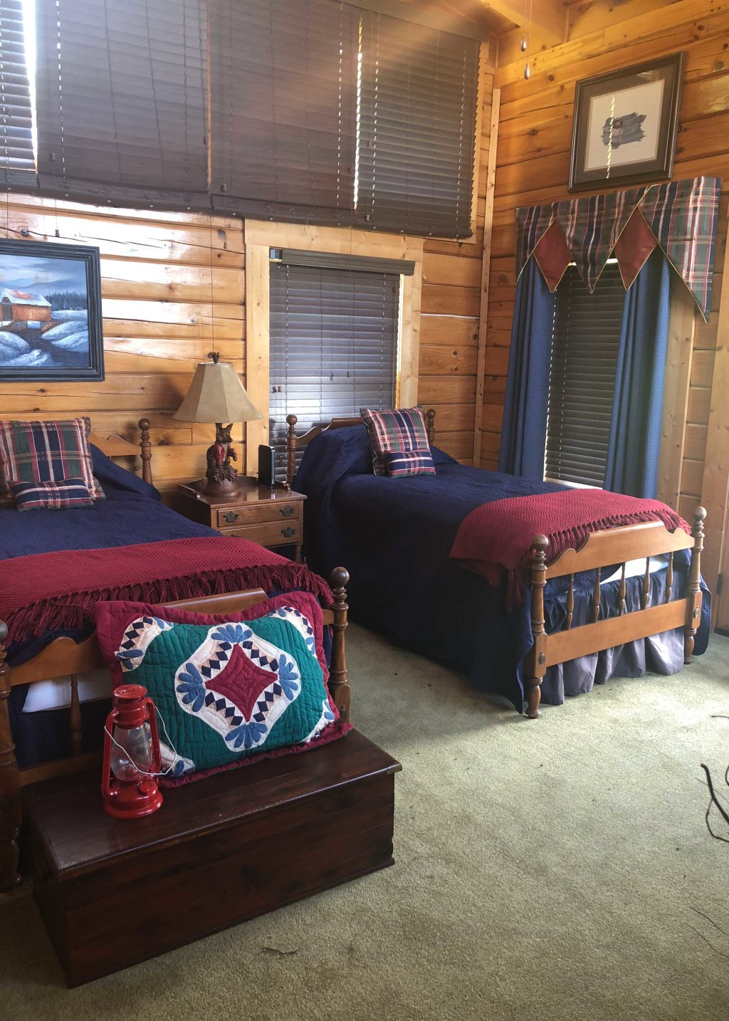 Photo of a Pigeon Forge Cabin named Angel's Perch #54 - This is the twenty-third photo in the set.