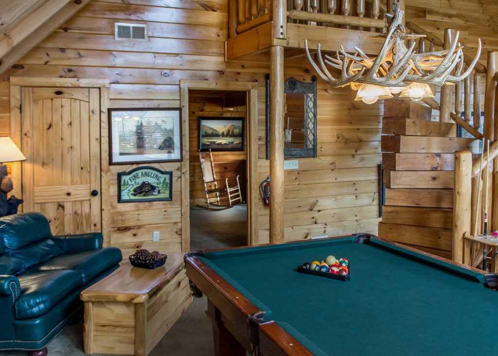 Photo of a Pigeon Forge Cabin named Angel's Perch #54 - This is the twelfth photo in the set.