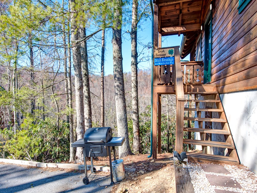 Photo of a Gatlinburg Cabin named Irish Blessings - This is the eighteenth photo in the set.