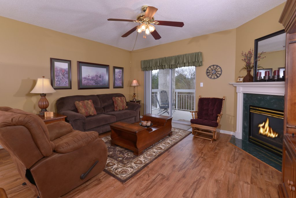 Photo of a Pigeon Forge Condo named Whispering Pines 331 - This is the first photo in the set.