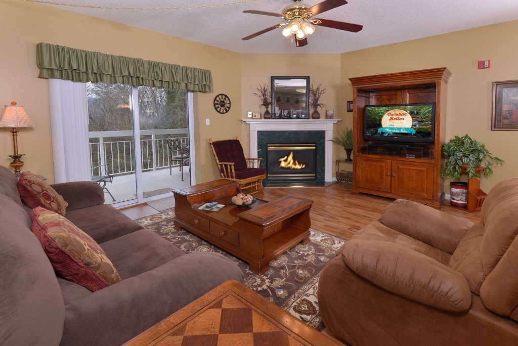 Photo of a Pigeon Forge Condo named Whispering Pines 331 - This is the fifteenth photo in the set.