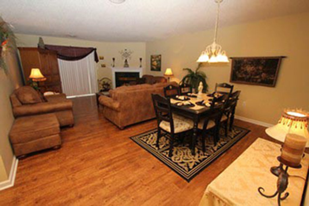 Photo of a Pigeon Forge Condo named Whispering Pines 252 - This is the fourteenth photo in the set.