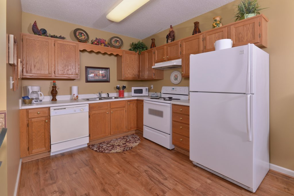 Photo of a Pigeon Forge Condo named Whispering Pines 331 - This is the twentieth photo in the set.