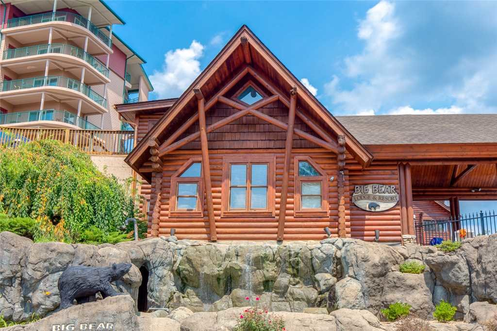 Photo of a Pigeon Forge Cabin named Second Wind - This is the first photo in the set.