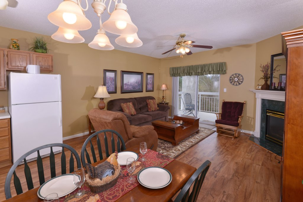 Photo of a Pigeon Forge Condo named Whispering Pines 331 - This is the nineteenth photo in the set.
