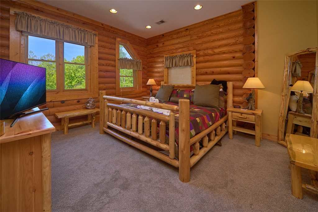 Photo of a Pigeon Forge Cabin named Second Wind - This is the tenth photo in the set.