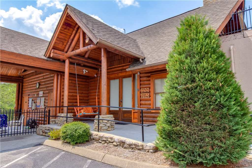 Photo of a Pigeon Forge Cabin named Second Wind - This is the seventeenth photo in the set.