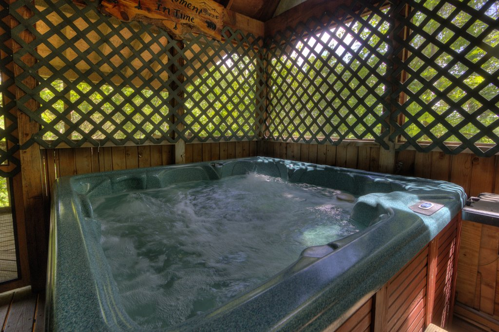Photo of a Sevierville Cabin named Pure Pleasure Too #202 - This is the fifth photo in the set.