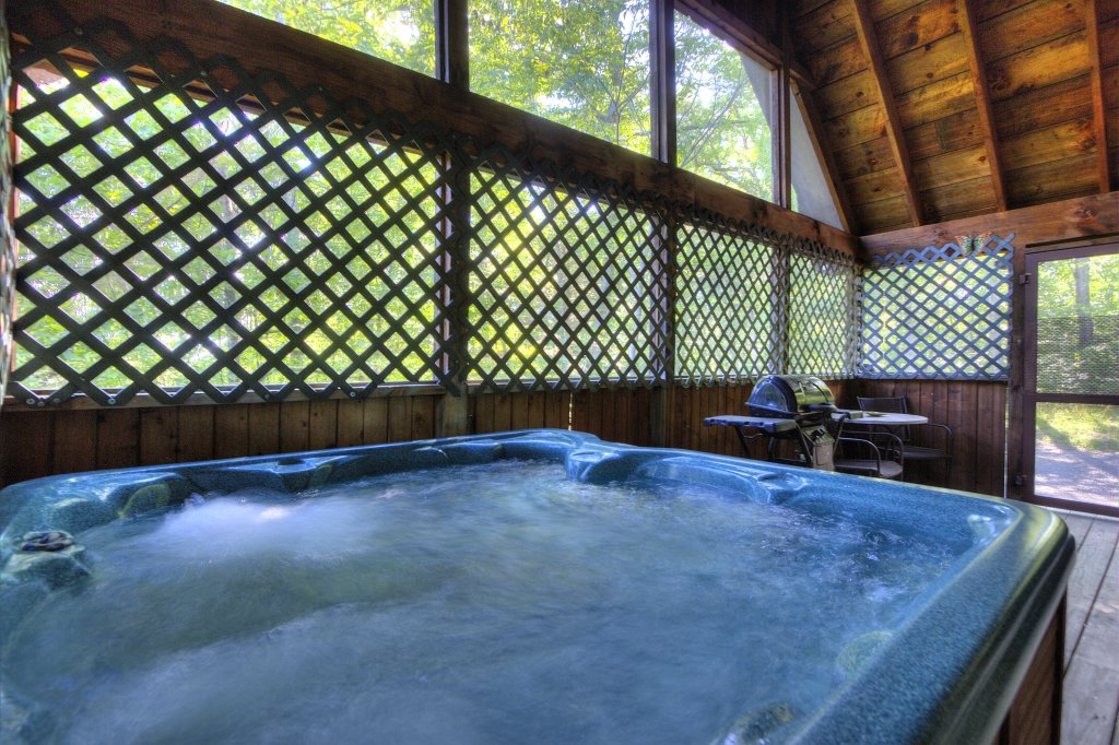 Photo of a Sevierville Cabin named Pure Pleasure Too #202 - This is the fifteenth photo in the set.