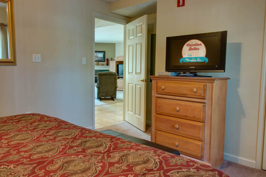 Photo of a Pigeon Forge Condo named Whispering Pines 414 - This is the twentieth photo in the set.
