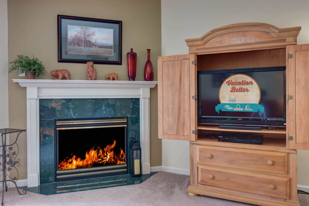Photo of a Pigeon Forge Condo named Whispering Pines 414 - This is the thirty-second photo in the set.