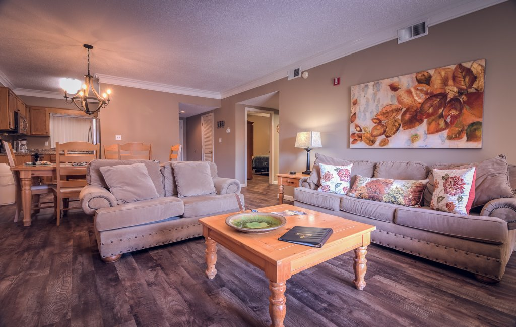 Photo of a Pigeon Forge Condo named Whispering Pines 412 - This is the fourteenth photo in the set.
