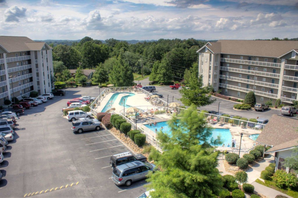 Photo of a Pigeon Forge Condo named Whispering Pines 412 - This is the fourth photo in the set.