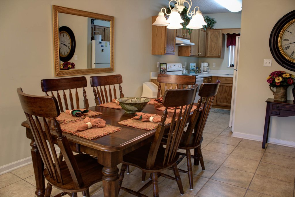 Photo of a Pigeon Forge Condo named Whispering Pines 424 - This is the seventeenth photo in the set.
