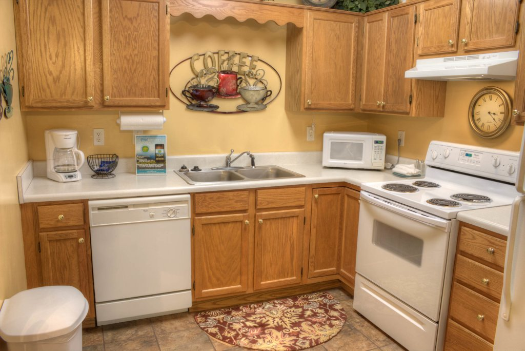 Photo of a Pigeon Forge Condo named Whispering Pines 141 - This is the eighteenth photo in the set.