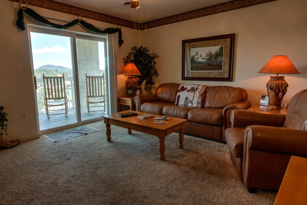 Photo of a Pigeon Forge Condo named Whispering Pines 251 - This is the eighteenth photo in the set.