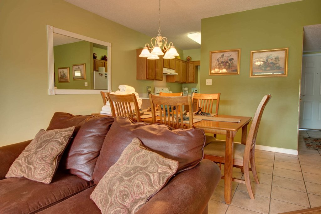 Photo of a Pigeon Forge Condo named Whispering Pines 521 - This is the fifteenth photo in the set.