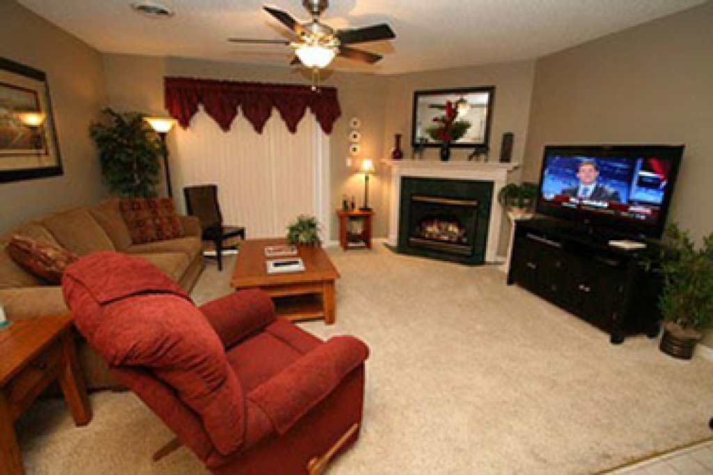 Photo of a Pigeon Forge Condo named Whispering Pines 351 - This is the thirteenth photo in the set.