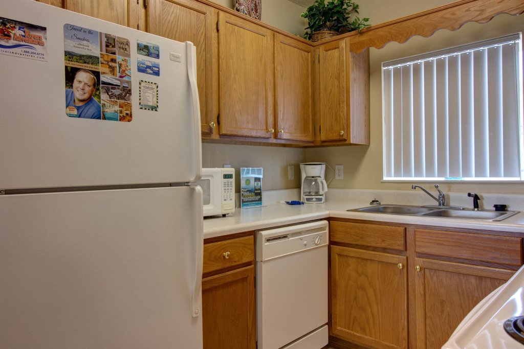 Photo of a Pigeon Forge Condo named Whispering Pines 114 - This is the twenty-second photo in the set.