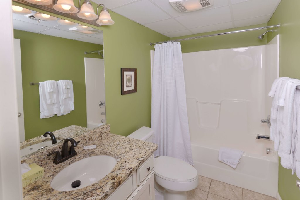 Photo of a Pigeon Forge Condo named Cedar Lodge 504 - This is the seventeenth photo in the set.