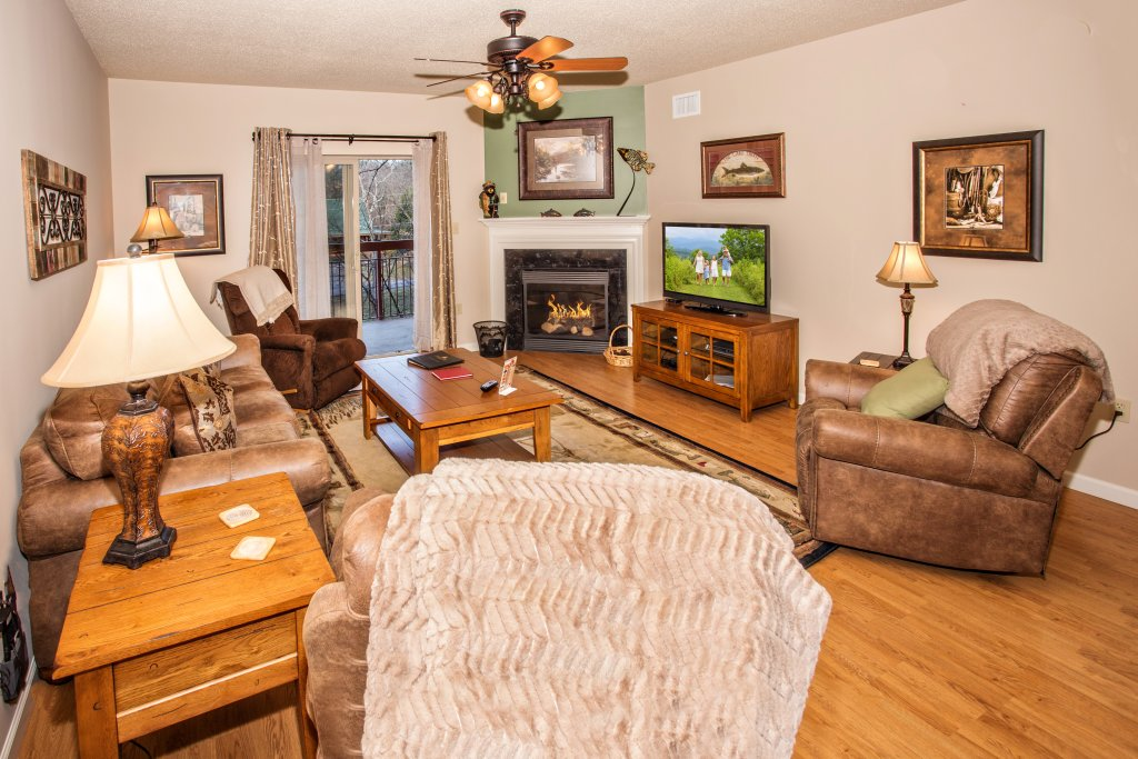 Photo of a Pigeon Forge Condo named Cedar Lodge 202 - This is the first photo in the set.