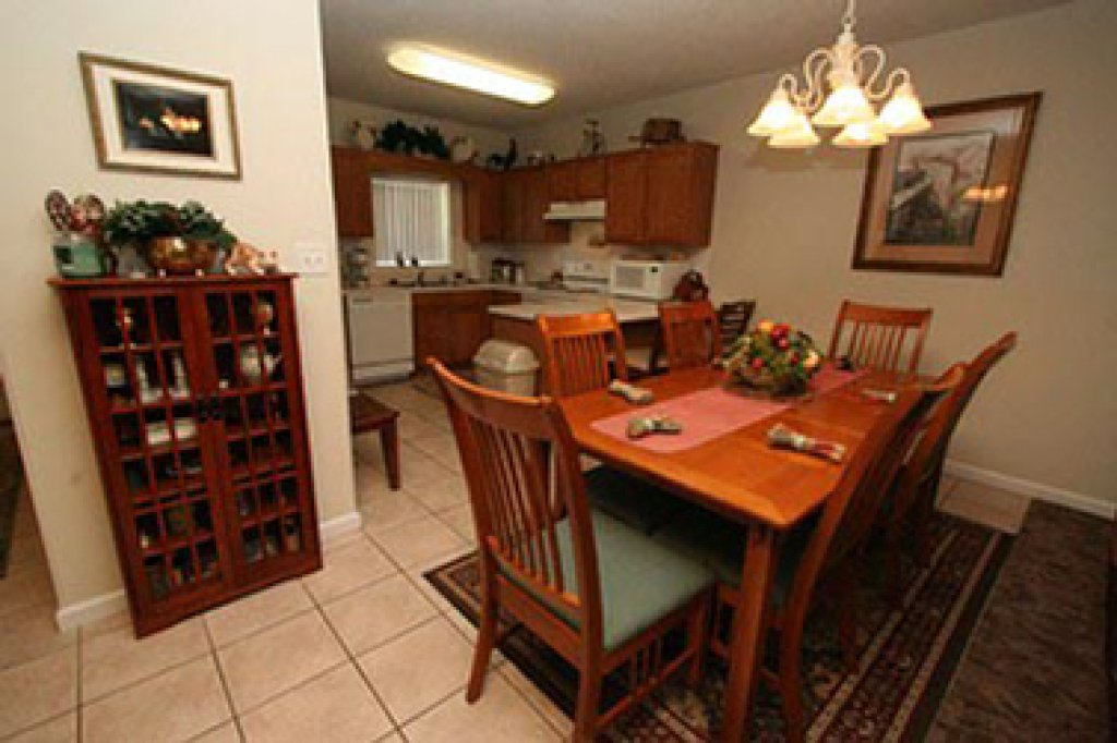 Photo of a Pigeon Forge Condo named Whispering Pines 514 - This is the fifteenth photo in the set.