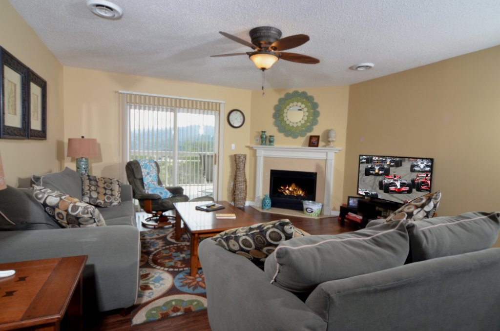 Photo of a Pigeon Forge Condo named Whispering Pines 454 - This is the fifteenth photo in the set.
