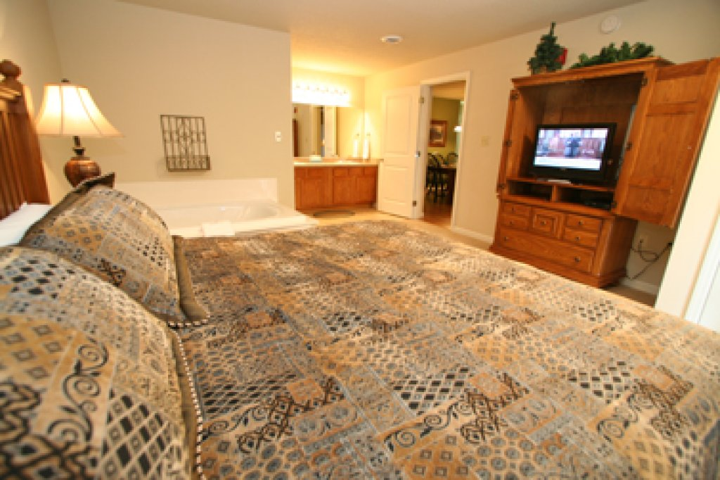 Photo of a Pigeon Forge Condo named Cedar Lodge 705 - This is the fifteenth photo in the set.