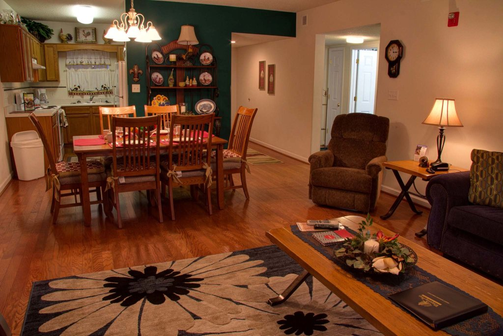 Photo of a Pigeon Forge Condo named Whispering Pines 511 - This is the eighteenth photo in the set.