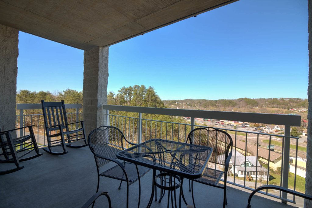 Photo of a Pigeon Forge Condo named Whispering Pines 234 - This is the third photo in the set.