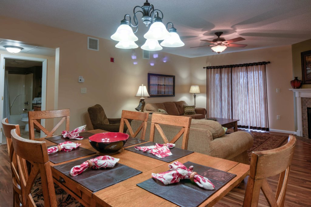 Photo of a Pigeon Forge Condo named Whispering Pines 224 - This is the nineteenth photo in the set.