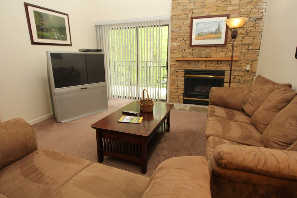 Photo of a Gatlinburg Condo named Level Four, Great River View - 408 - This is the second photo in the set.