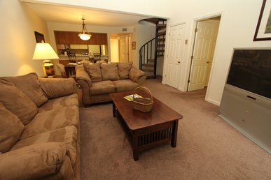 Three Bedroom Condo With Loft, Sleeps 12
