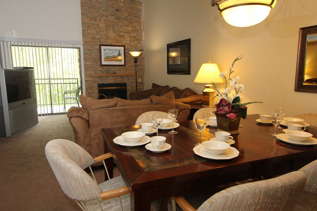 Photo of a Gatlinburg Condo named Level Four, Great River View - 408 - This is the third photo in the set.