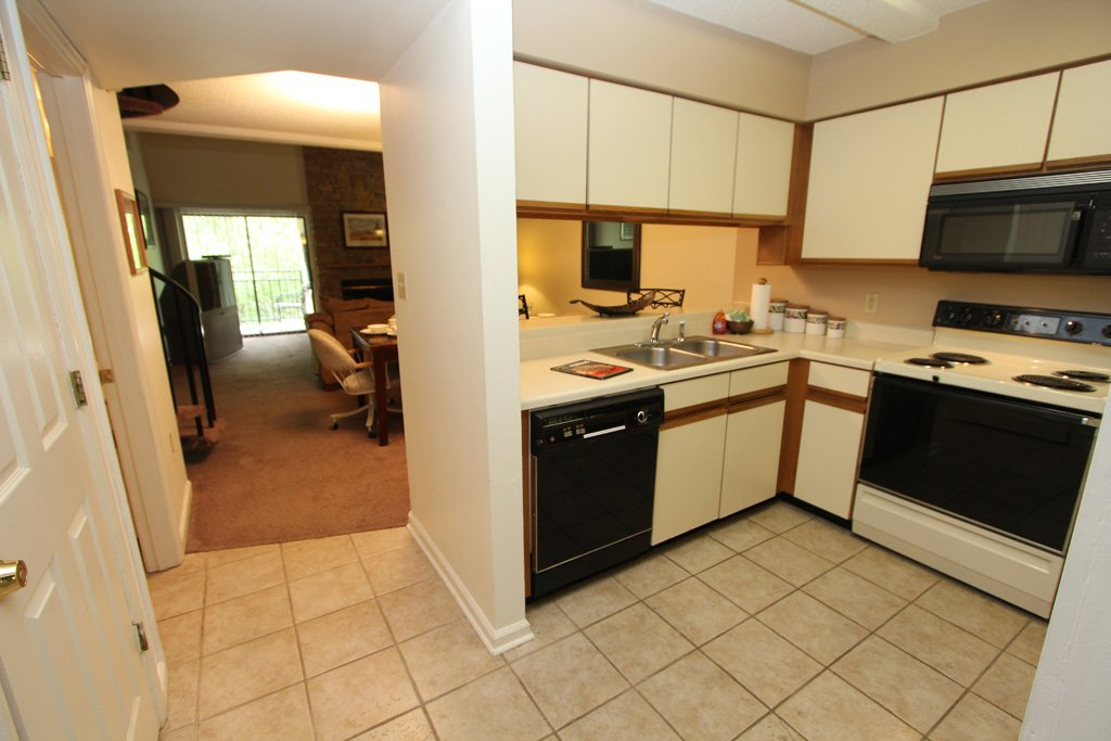 Photo of a Gatlinburg Condo named Level Four, Great River View - 408 - This is the fifth photo in the set.