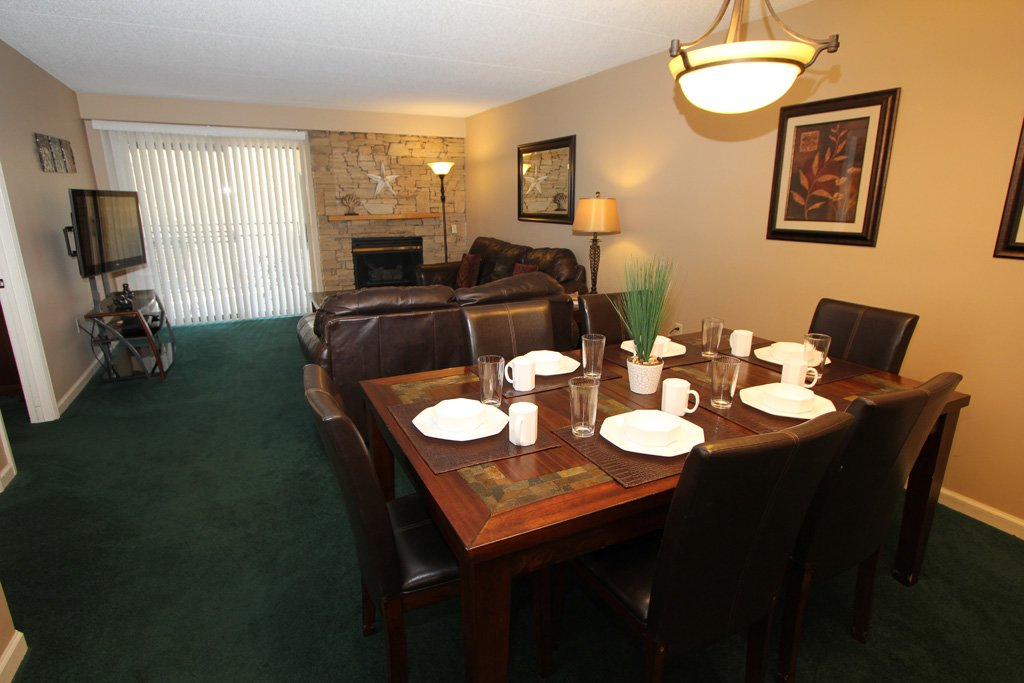 Photo of a Gatlinburg Condo named Level Three, Great River View - 310 - This is the second photo in the set.