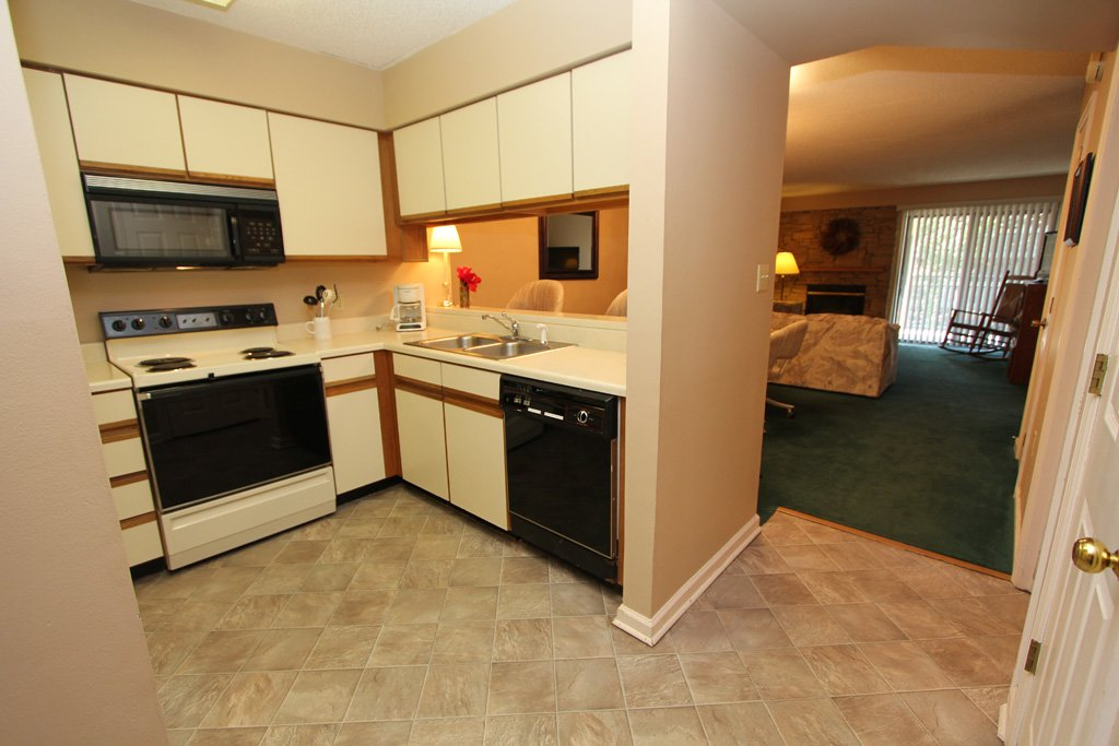 Photo of a Gatlinburg Condo named Level Two, Great River View - 206 - This is the fourth photo in the set.