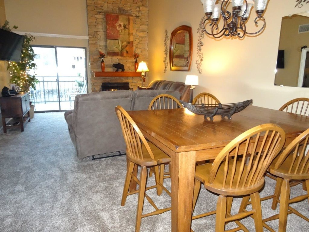 Photo of a Gatlinburg Condo named Level Four, Great River View - 404 - This is the second photo in the set.