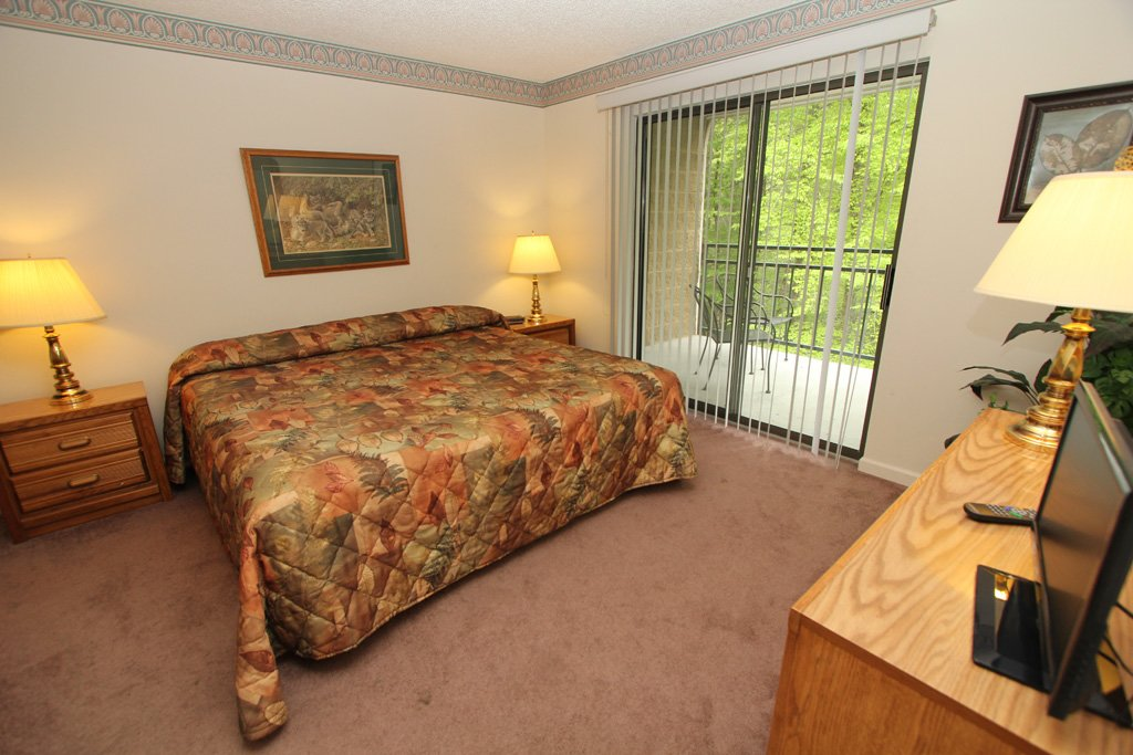 Photo of a Gatlinburg Condo named Level Four, Great River View - 408 - This is the seventh photo in the set.