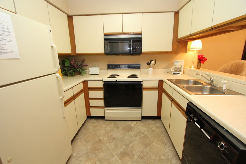 Photo of a Gatlinburg Condo named Level Two, Great River View - 206 - This is the third photo in the set.