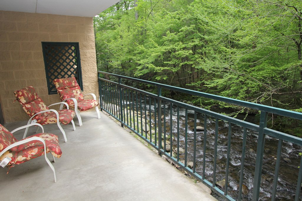 Photo of a Gatlinburg Condo named Level One, Great River View - 110 - This is the fourth photo in the set.