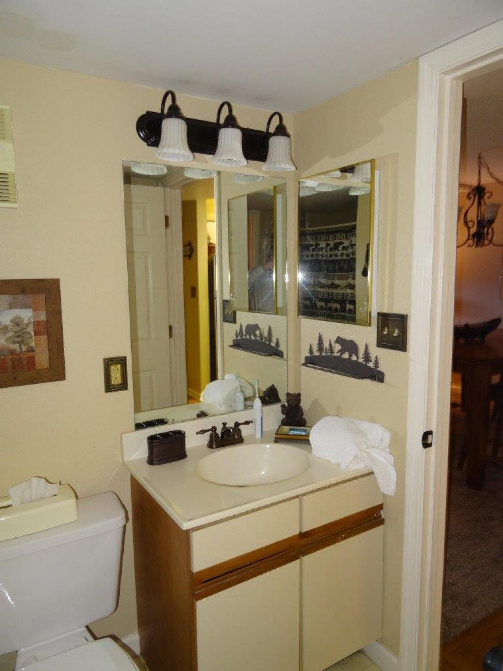 Photo of a Gatlinburg Condo named Level Four, Great River View - 404 - This is the fifth photo in the set.