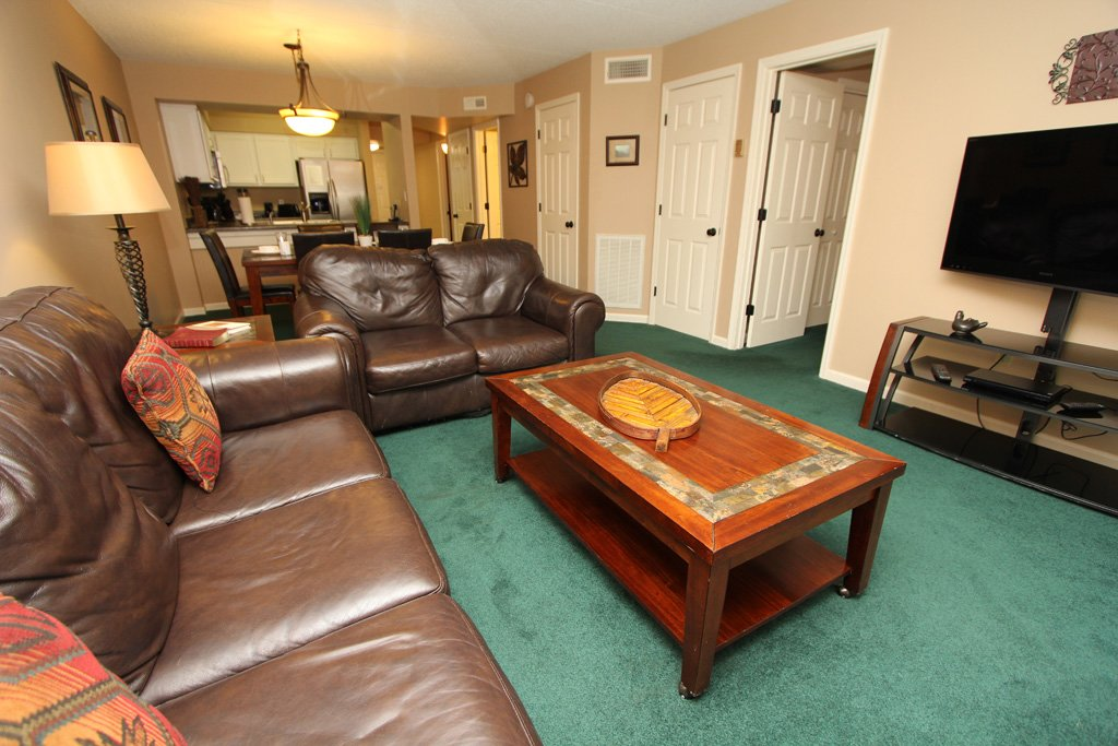 Photo of a Gatlinburg Condo named Level Three, Great River View - 310 - This is the fourth photo in the set.