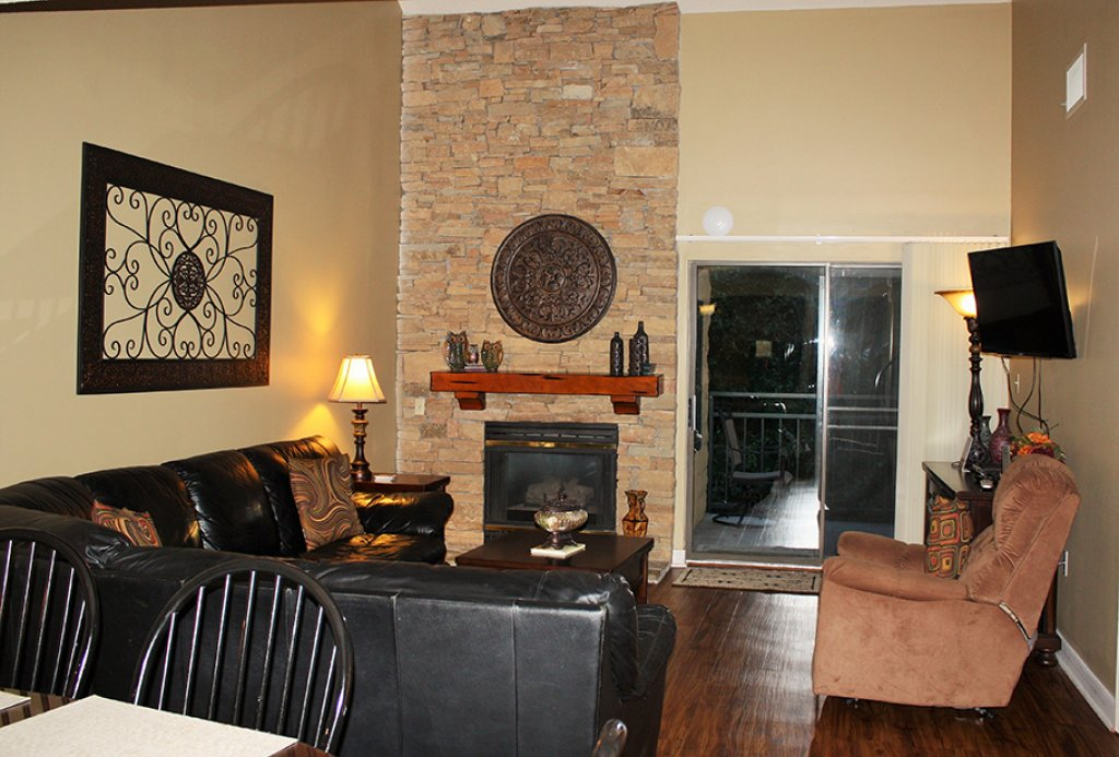 Photo of a Gatlinburg Condo named Level Four, Great River View - 411 - This is the first photo in the set.