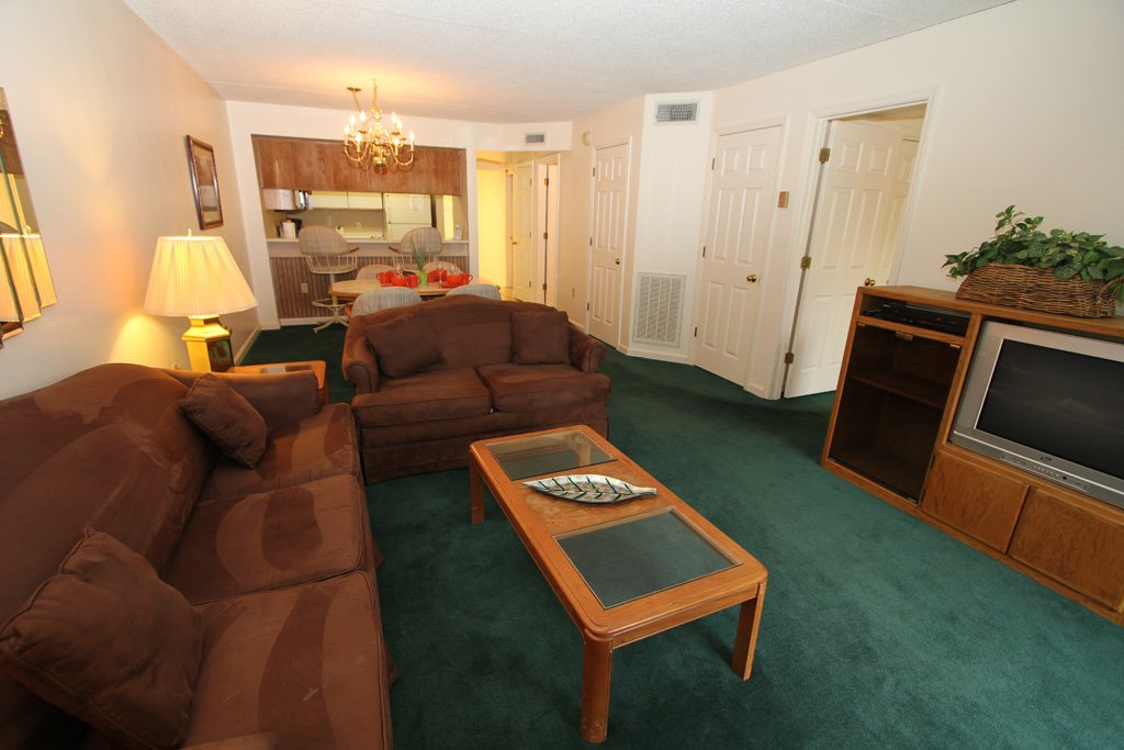 Photo of a Gatlinburg Condo named Level Three, Great River View - 304 - This is the third photo in the set.