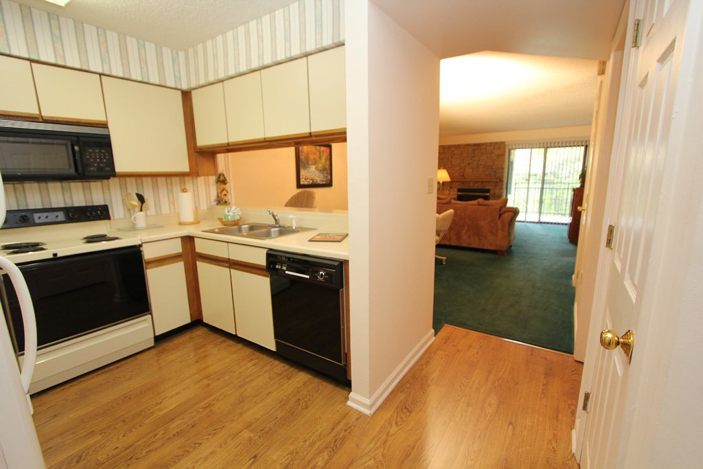 Photo of a Gatlinburg Condo named Level Three, Great River View - 307 - This is the second photo in the set.